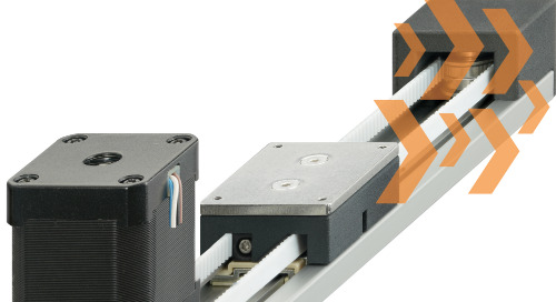 How To Mount A Motor Onto An igus® Linear Actuator
