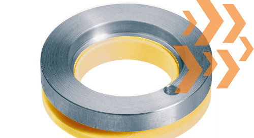 Axial Bearings: 2 Cost-Effective Alternatives