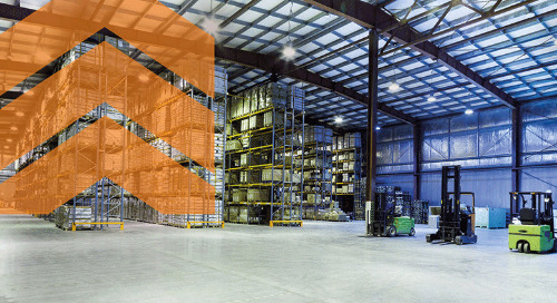 chainflex® Flexible Cables in Storage and Retrieval Units