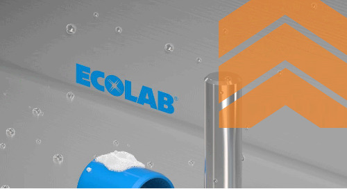 Plastic Bearings Prove Resistance to Ecolab Cleaning Agents