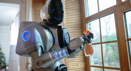 Robots and the Future of Caregiving