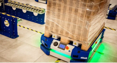 6 Reasons Why igus® Bearings Are the Better Choice for Material Handling Robotics