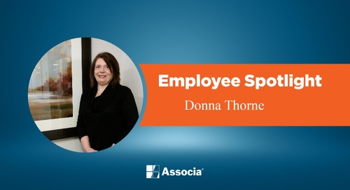 Associa Employee Spotlight: Talented in Team Spirit