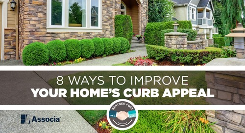 8 Ways to Improve Your Home's Curb Appeal