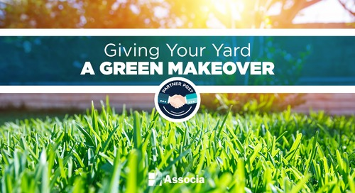 Partner Post: Giving Your Yard a Green Makeover