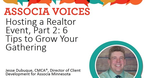 Hosting a Realtor Event Part 2: 6 Tips to Grow Your Gathering