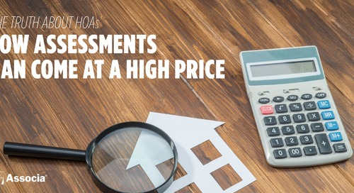 The Truth about HOAs: Low Assessments Can Come at a High Price