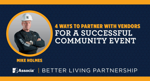 Better Living Partnership Post: 4 Ways to Partner With Vendors for a Successful Community Event