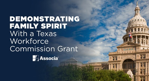 Demonstrating Family Spirit With a Texas Workforce Commission Grant