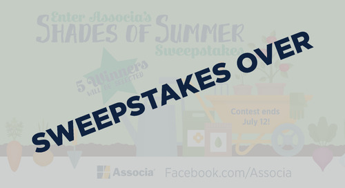 Enter Associa's Shades of Summer Sweepstakes!