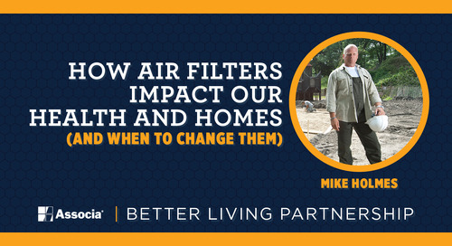 How Air Filters Impact our Health and Homes (And When to Change Them!)