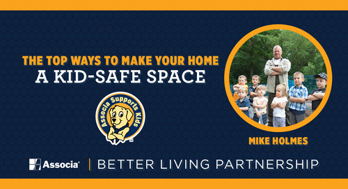 Better Living Partnership Post: The Top Ways to Make Your Home a Kid-Safe Space