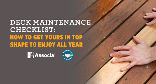 Partner Post: Deck Maintenance Checklist: How to Get Yours in Top Shape to Enjoy All Year