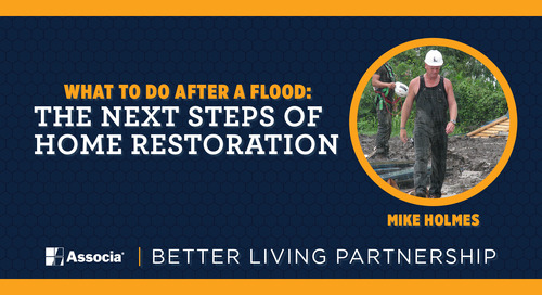 What to do After a Flood: The Next Steps of Home Restoration
