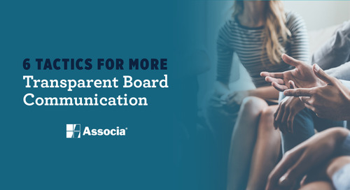 6 Tactics for More Transparent Board Communication