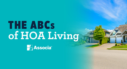 The ABCs of HOA Living