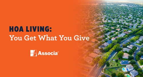 HOA Living: You Get What You Give