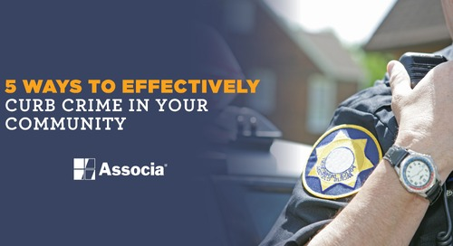 5 Ways to Effectively Curb Crime in Your Community