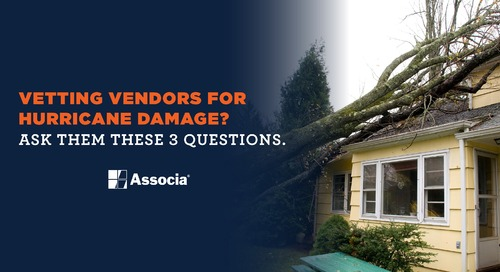 Vetting Vendors for Hurricane Damage? Ask Them These 3 Questions.