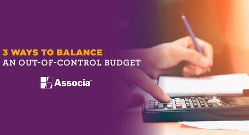 3 Ways to Balance an Out-of-Control Budget