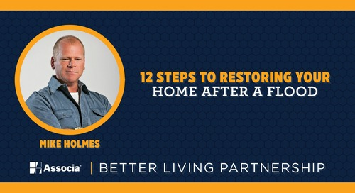 12 Steps to Restoring Your Home After a Flood