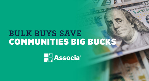 Bulk Buys Save Communities Big Bucks