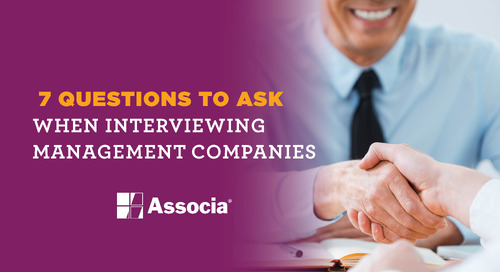7 Questions to Ask When Interviewing Management Companies
