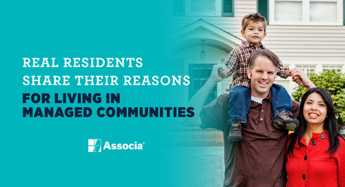 Real Residents Share Their Reasons for Living in Managed Communities