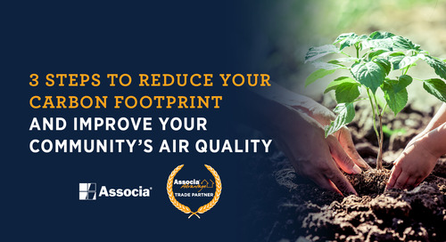 Partner Post: 3 Steps to Reduce Your Carbon Footprint and Improve Your Community's Air Quality