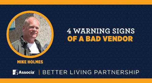 4 Warning Signs of a Bad Vendor