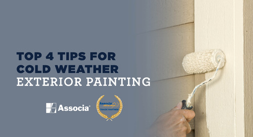 Partner Post: Top 4 Tips for Cold Weather Exterior Painting