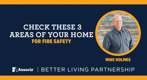 Check These 3 Areas of Your Home for Fire Safety