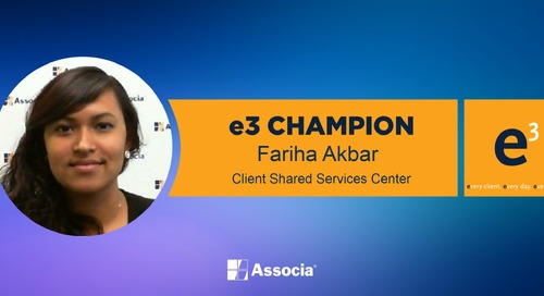 e3 Champion: An Accounting Rock Star