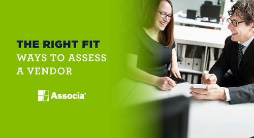 The Right Fit: Ways to Assess a Vendor