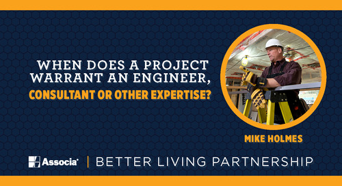 When does a Project Warrant an Engineer, Consultant or Other Expertise?