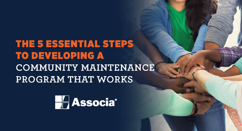 The 5 Essential Steps to Developing a Community Maintenance Program that Works