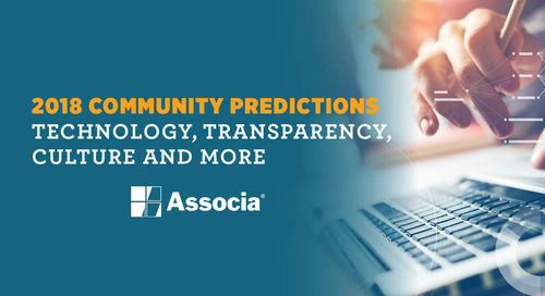 2018 Community Predictions: Technology, Transparency, Culture and More