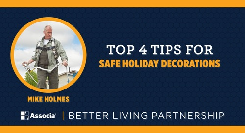 Top 4 Tips for Safe Holiday Decorations