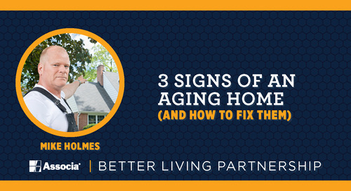 3 Signs of an Aging Home (and How to Fix Them)