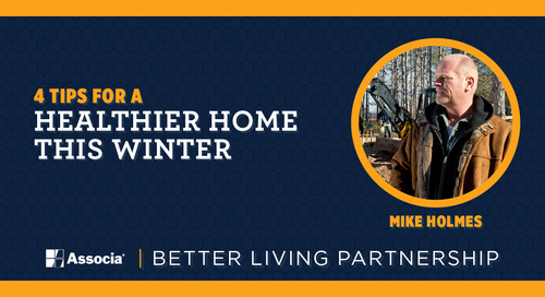 4 Tips for a Healthier Home This Winter