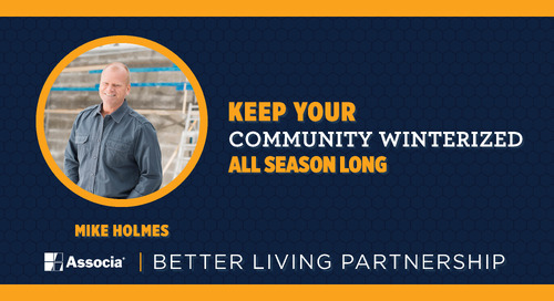 Keep your Community Winterized All Season Long