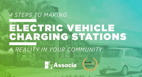 Partner Post: 4 Steps to Making Electric Vehicle Charging Stations a Reality in Your Community