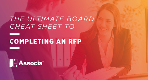 The Ultimate Board Cheat Sheet to Completing an RFP