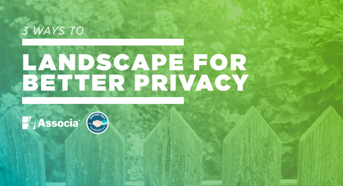 Partner Post: 3 Ways to Landscape for Better Privacy