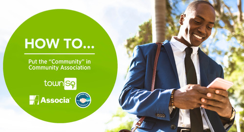 """Partner Post: How to Put the """"Community"""" in Community Association"""