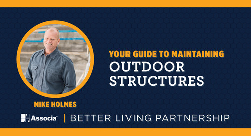 Your Guide to Maintaining Outdoor Structures