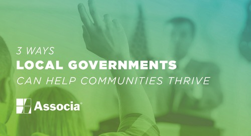 3 Ways Local Governments can Help Communities Thrive