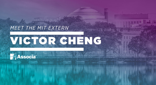 Meet Associa's MIT Extern: Victor Cheng Experiences the Associa Team Spirit