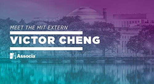 Meet Associa's MIT Extern: Victor Cheng Experiences the Associa Team Spirit