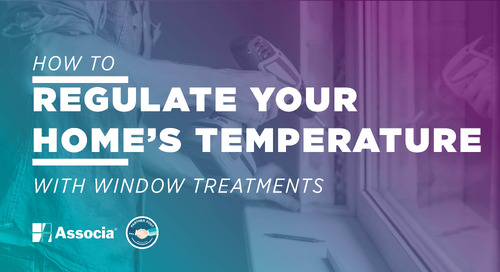 Partner Post: How to Regulate Your Home's Temperature with Window Treatments
